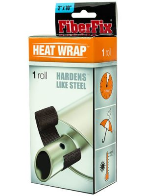 Fiber FixHeat Wrap